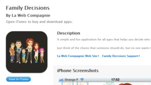 Family Decisions App
